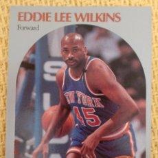Coleccionismo deportivo: CARD NBA HOOPS 1990 - 211 - EDDIE LEE WILKINS. Lote 39112030
