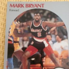 Coleccionismo deportivo: CARD NBA HOOPS 1990 - 243 - MARK BRYANT. Lote 39120843
