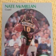 Coleccionismo deportivo: CARD NBA HOOPS 1990 - 282 - NATE MCMILLAN. Lote 39121588