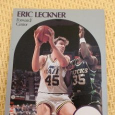 Collezionismo sportivo: CARD NBA HOOPS 1990 - 291 - ERIC LECKNER. Lote 39121999
