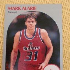 Coleccionismo deportivo: CARD NBA HOOPS 1990 - 295 - MARK ALARIE. Lote 39122130