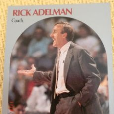 Collezionismo sportivo: CARD NBA HOOPS 1990 - 326 - RICK ADELMAN. Lote 39150891