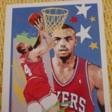 Collezionismo sportivo: CARD NBA HOOPS 1990 - 374 - CHARLES BARKLEY. Lote 39151306