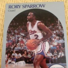 Coleccionismo deportivo: CARD NBA HOOPS 1990 - 430 - RORY SPARROW. Lote 39151444