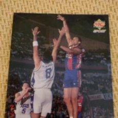 Coleccionismo deportivo: MUNDICROMO ACB 96. - 11 - QUIQUE ANDREU. Lote 39170770
