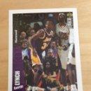 Coleccionismo deportivo: CROMO UPPER DECK 1996/1997 - GEORGE LYNCH - NBA - BASKETBALL - BALONCESTO - Nº 18. Lote 164615474