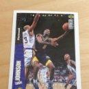 Coleccionismo deportivo: CROMO UPPER DECK 1996/1997 - EDDIE JOHNSON - NBA - BASKETBALL - BALONCESTO - Nº 129. Lote 164615572