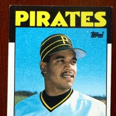 Coleccionismo deportivo: MLB - DENNY GONZALEZ - Nº 746 - PIRATES - TOPPS - AÑO 1986 - . Lote 41570569
