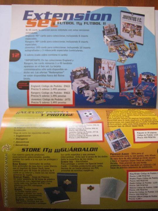 Coleccionismo deportivo: REVISTA CATÁLOGO UPPER DECK COLLECTORS' CLUB - MEDIDAS 21X15 CTS. APROX. - Foto 10 - 42295314