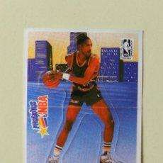 Coleccionismo deportivo: CROMO PEGATINA PHOSQUITOS NBA Nº 30 ALEX ENGLISH DENVER NUGGETS. Lote 42345549