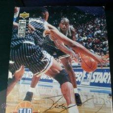 Coleccionismo deportivo: NBA 94-95 [UPPER DECK] (1.994) - SHAQUILLE O'NEAL - ORLANDO MAGIC [TIP OFFS] - CROMO Nº 184. . Lote 43265698