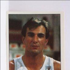 Coleccionismo deportivo: CROMO BALONCESTO - PANINI BASKET / 90. LIGA ACB - Nº 140. PULEVA BALONCESTO - MEDIDAS 6,5 X 5 CM. Lote 43394851