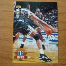 Coleccionismo deportivo: UPPER DECK COLLECTORS CHOICE 1994 NBA Nº 184 SHAQUILLE ONEAL (ORLANDO MAGIC) - BASKETBALL 94. Lote 50342079