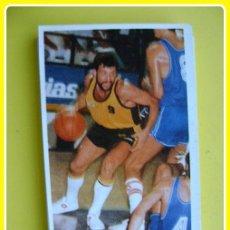 Coleccionismo deportivo: CROMO PEGATINA MERCHANTE CONVERSE, BALONCESTO 87-88, CAJACANARIAS - G GONZÁLEZ - Nº 31. Lote 45896408