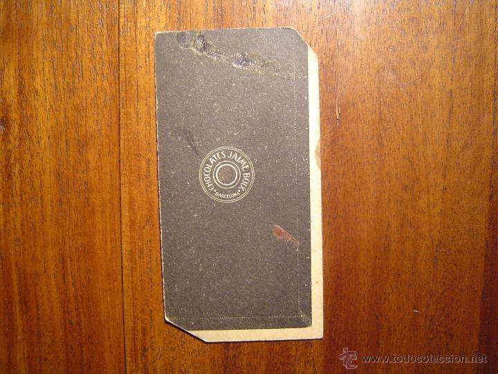 Coleccionismo deportivo: PAULINO UZCUDUN - BOXEO - DOMINO DEPORTIVO LOS ASES DEL DEPORTE - JAIME BOIX - Foto 2 - 46549473