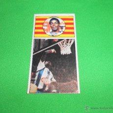 Coleccionismo deportivo: COLLINS - 70 - ESPAÑOL - CAMPEONATO DE LIGA BALONCESTO 1986 - 1987 ( 86/87 ) - J. MERCHANTE. Lote 47596091