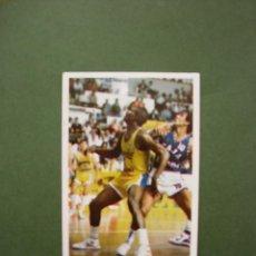 Coleccionismo deportivo: CROMOS BASKET 87 88 1987 1988 BALONCESTO MERCHANTE CONVERSE CROMO Nº 20 WARD CACAOLAT. Lote 47675730