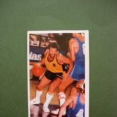 Coleccionismo deportivo: CROMOS BASKET 87 88 1987 1988 BALONCESTO MERCHANTE CONVERSE CROMO Nº 31 G. GONZALEZ CAJACANARIAS. Lote 47675752