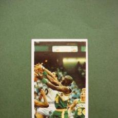 Coleccionismo deportivo: CROMOS BASKET 87 88 1987 1988 BALONCESTO MERCHANTE CONVERSE CROMO Nº 153 XAVIER MCDANIEL. Lote 47676193