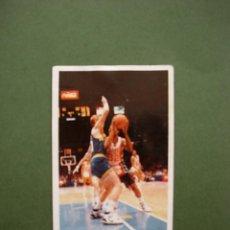 Coleccionismo deportivo: CROMOS BASKET 87 88 1987 1988 BALONCESTO MERCHANTE CONVERSE CROMO Nº 167 BUCK WILLIAMS. Lote 47676220