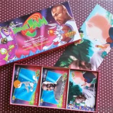 Coleccionismo deportivo: GOM-537_SPACE JAM UPPER DECK CARDS BOX. Lote 51067887