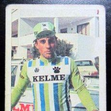 Coleccionismo deportivo: TRIDEPORTE 84 CICLISMO MARIANO SANCHEZ 53 KELME. Lote 53119397
