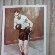 Coleccionismo deportivo: CROMO JUEGOS OLIMPICOS PROMOCIONAL CHOCOLATES 1964 RECUPERADO DOUGLAS ENGLAND LONDRES 1908. Lote 53352439