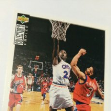 Coleccionismo deportivo: 21 GERALD WILKINS UPPER DECK COLLECTORS CHOICE TEMPORADA 1994/1995. Lote 56824460