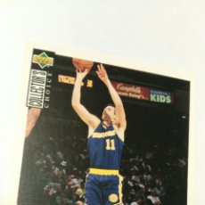 Coleccionismo deportivo: 53 JOSH GRANT NBA UPPER DECK COLLECTORS CHOICE 1994-95. Lote 56824886