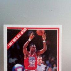Coleccionismo deportivo: NBA TEMPORADA 1992 SAN ANTONIO SPURS - DAVID ROBINSON Nº 92. Lote 57885658