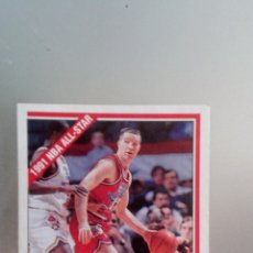 Coleccionismo deportivo: NBA TEMPORADA 1992 GOLDEN STATE WARRIORS - CHRIS MULLIN Nº 93. Lote 57885678