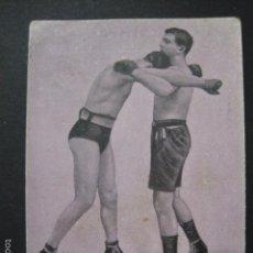 Coleccionismo deportivo: BREAK AWAY - BOXE - JIU JITSU -NUM.21 - CROMO BOXEO LUCHA -CHOC. FALCO-FIGUERAS -VER FOTOS-(V-6355). Lote 58014509