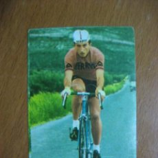 Coleccionismo deportivo: CICLISMO: CICLISTAS 1968 - CROMO Nº 30 JOSE LUIS ELORRIAGA - FERRYS - EDICIONES LAIDA. Lote 58956310