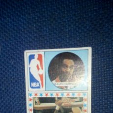Coleccionismo deportivo: CROMO RALPH SAMPSON 174 HOUSTON NBA CONVERSE. Lote 70274823