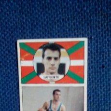 Coleccionismo deportivo: LAFUENTE 11 CAJABILBAO BALONCESTO CONVERSE. Lote 70275129