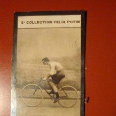 Coleccionismo deportivo: CICLISTA. Lote 76897319