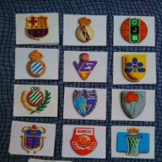 Coleccionismo deportivo: CROMOS MARCAMANIA - BALONCESTO NACIONAL - BARCELONA, REAL MADRID, ESTUDIANTES, TAUGRES. Lote 79105426