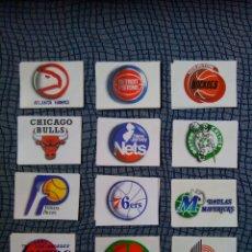 Coleccionismo deportivo: CROMOS MARCAMANIA BALONCESTO NBA. Lote 79105725