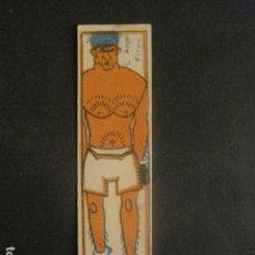 Coleccionismo deportivo: CROMOS BOXEO - L. ANGEL FIRPO - CHOCOLATES NELIA - VER FOTOS - (V-9746). Lote 80144429