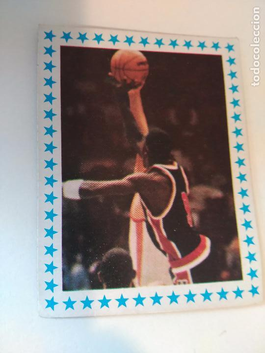 M MICHAEL JORDAN 173 MERCHANTE RED CHICAGO BULLS 1985-86 CLESA 85 86 (Coleccionismo Deportivo - Cromos otros Deportes)