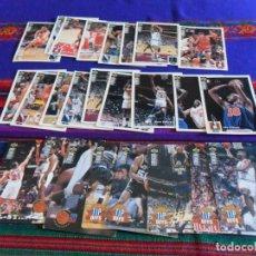 Coleccionismo deportivo: LOTE 25 CROMO CARD NBA 1994 1995 94 95 UPPER DECK. REGALO 8 CARD 1992 1993 92 93. TAMBIÉN SUELTAS.. Lote 83814140