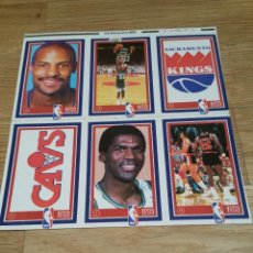 Coleccionismo deportivo: PEGATINAS NBA. CAVS, ROBERT PARISH. Lote 85018424