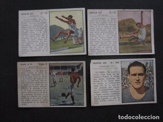 Coleccionismo deportivo: LOTE 12 CROMOS VARIOS DEPORTES - FUTBOL...-VER FOTOS - (V-11.004) - Foto 4 - 86566600