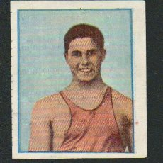 Coleccionismo deportivo: VALERIANO RUIZ.NATACIÓN.INTERNACIONALES DEL DEPORTE.CROMO ESTUDIANTIL.Nº 315.ALBUM Nº 2.AÑO 1941. Lote 89578172