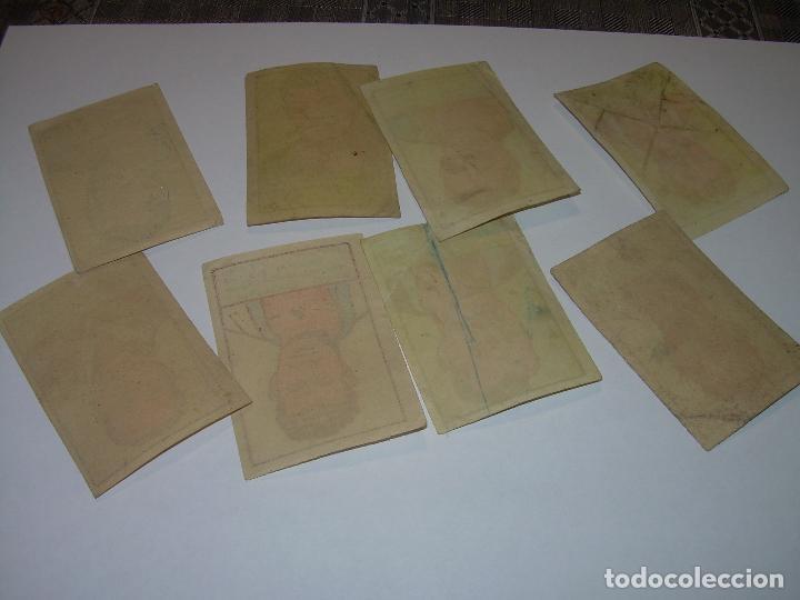 Coleccionismo deportivo: OCHO CROMOS AÑOS 20....BOXEADORES. - Foto 6 - 94424846