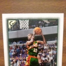 Coleccionismo deportivo: 1 GARY PAYTON SEATTLE SUPERSONICS TOPPS GALLERY 2000. Lote 95471520