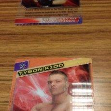 Coleccionismo deportivo: FICHA TRADING CARD LUCHA LIBRE PANINI W WWE Nº 081. Lote 98509087