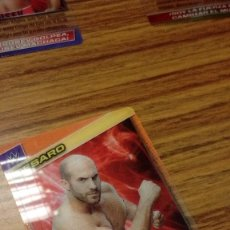 Coleccionismo deportivo: FICHA TRADING CARD LUCHA LIBRE PANINI W WWE Nº 066 CESARO. Lote 98509219