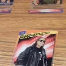 Coleccionismo deportivo: FICHA TRADING CARD LUCHA LIBRE PANINI W WWE Nº 168. Lote 98509271