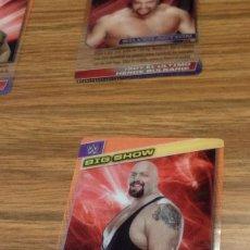 Coleccionismo deportivo: FICHA TRADING CARD LUCHA LIBRE PANINI W WWE Nº 067. Lote 98509299